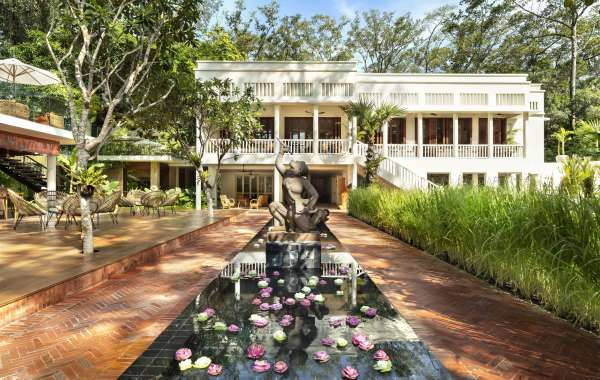Foreign Correspondents' Club Angkor Combines Siem Reap's Colonial Heritage with Modern Charm