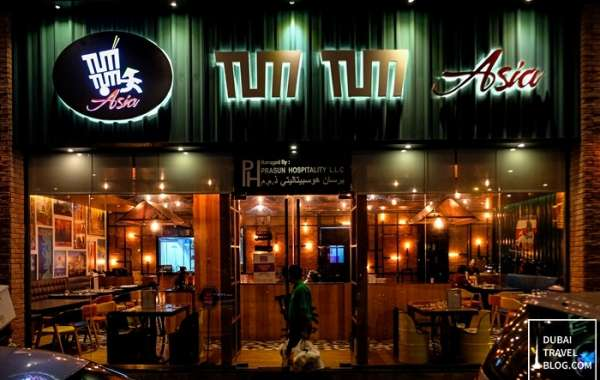 A CHANCE TO WIN MEAL FOR 2 AT TUM TUM ASIA RESTAURANT