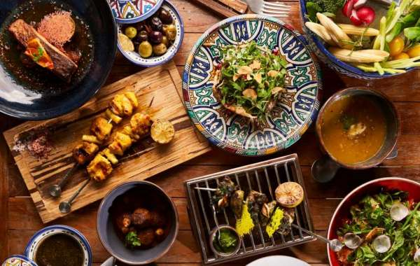 Embark on a Voyage of Flavours through the Middle East at BHAR