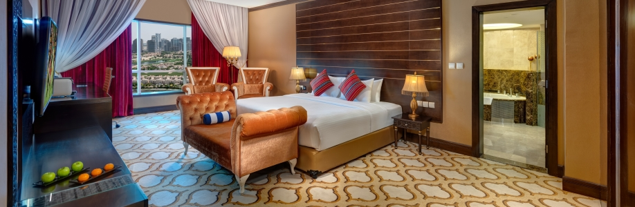 Ghaya Grand Hotel Cover Image