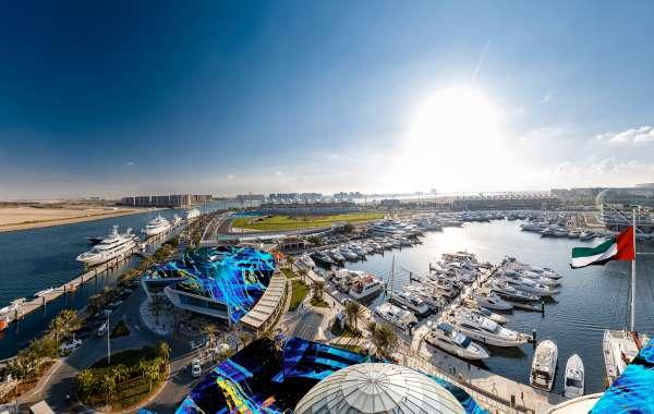 Yas Marina Fuels Up for the 2019 Formula 1 Etihad Airways Abu Dhabi Grand Prix