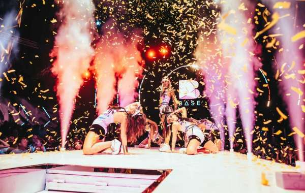 Base Presents a 3-night Line-up of World-class Entertainment