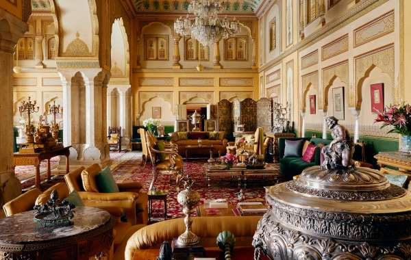 Live Like a Maharaja on Airbnb