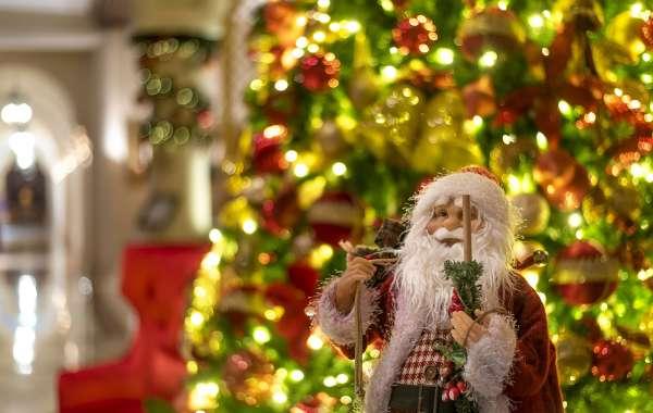 Christmas Activities at the Ritz-Carlton, Dubai