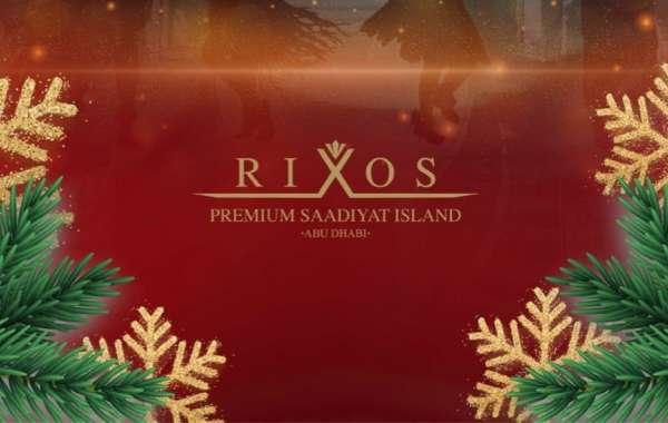 Prepare for a Top-Notch Festive Season at Rixos Premium Saadiyat Island