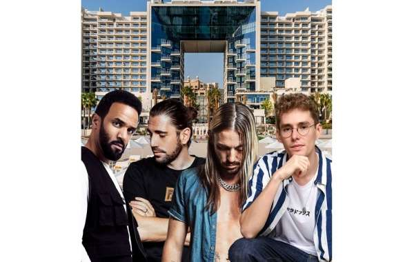 FIVE Palm Jumeirah Adds World's No.1 DJ Duo Dimitri Vegas and Like Mike to LUVYA Festival Lineup