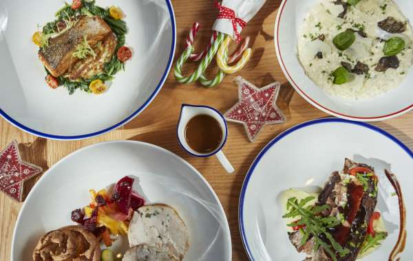 There's Holiday Cheer All Round with Great-Value Festive Dining Deals at Rove Hotels