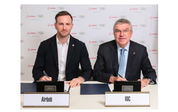Airbnb and IOC Announce Major Global Olympic Partnership