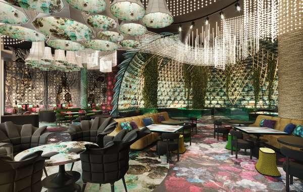 Rev Up! W Hotels Arrives in the UAE Capital with W Abu Dhabi - Yas Island