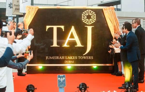 Taj Jumeirah Lakes Towers, Dubai Opens its Doors