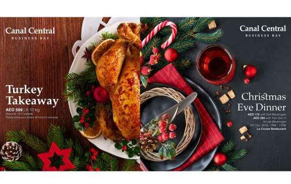 Celebrate the Festive Season at Canal Central Hotel Business Bay