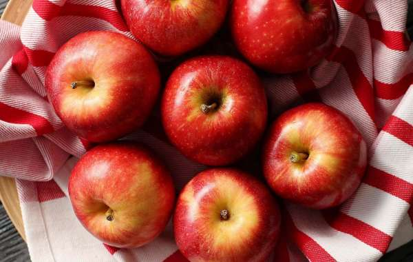 Meet the Quality of Apples from Europe