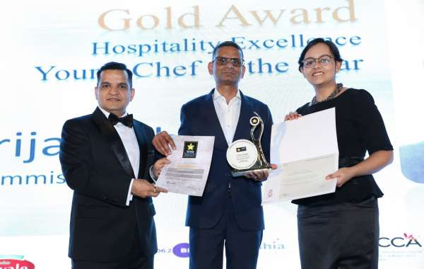 ICCA Dubai Gave a Scholarship Grant to Hospitality Excellence Gold Winner for Young Chef of the Year