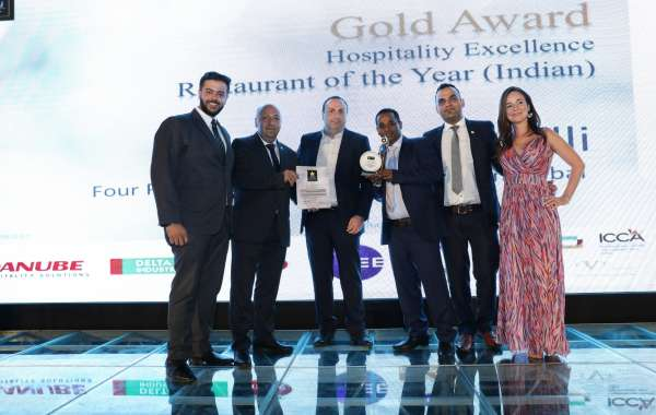 Purani Dilli Wins the Gold at the Hospitality Excellence Awards 2019