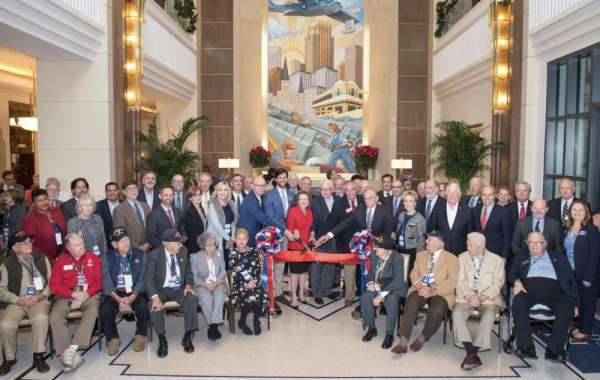The Higgins Hotel & Conference Center Celebrates Opening