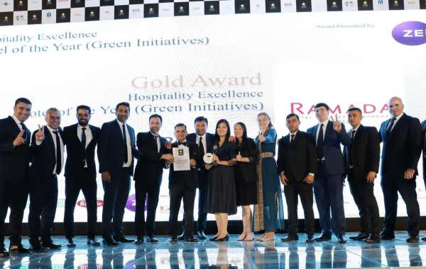Ramada Hotel & Suites by Wyndham Ajman, Gold Award Winner for Hospitality Excellence Green Initiatives