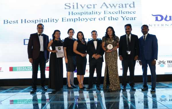 Dusit International Recognized as a Silver Awards Winner for Hospitality Excellence - Best Hospitality Employer
