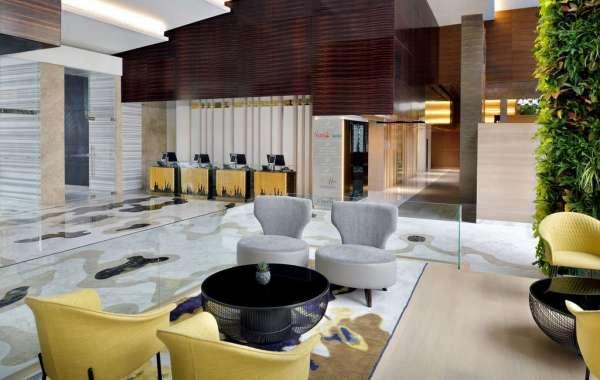 Crowne Plaza Dubai Marina Opens its Doors