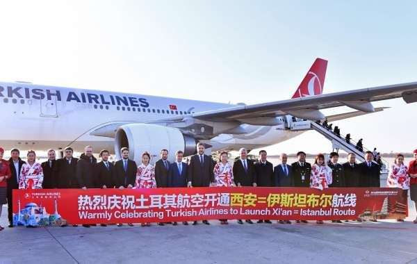 Turkish Airlines Added Xi'an, the Starting Point of the Historical Silk Road, to its Flight Network