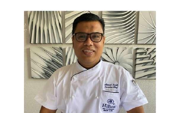Hilton Appoints New Executive Chef For Hilton Ras Al Khaimah Resort And Spa