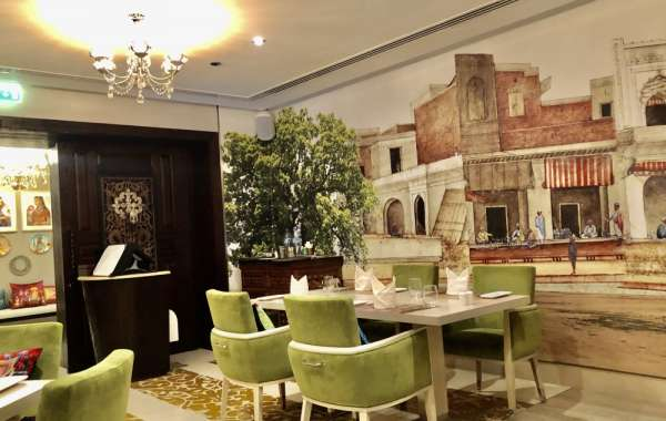 Dinner at Purani Dilli Dubai Located at Four Points by Sheraton SZR