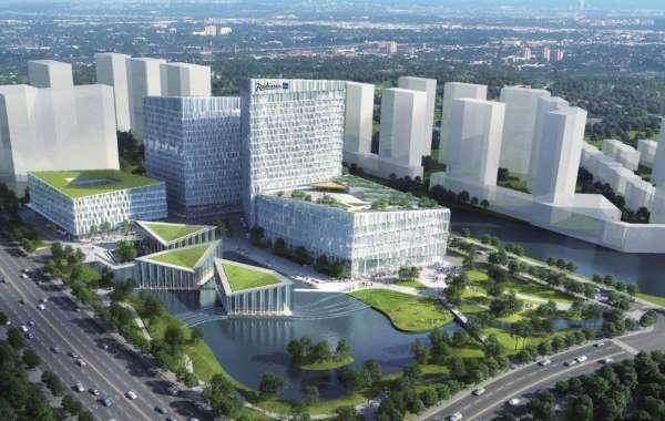 Radisson Hotel Group to Take Center Stage in Nanjing's New CBD with Striking Radisson Blu Hotel