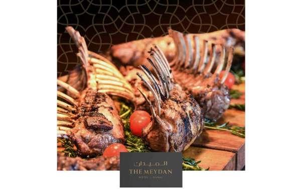 Feast of Arabian Flavours