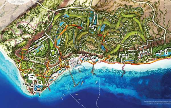 Amaala Appoints HKS Architects Master Planner of Triple Bay and the Coastal Development