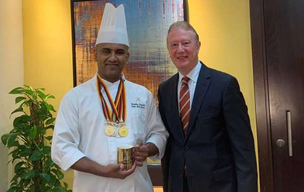 Two Seasons Hotel Bagged all the Prizes at the IKA World Culinary Olympics 2020
