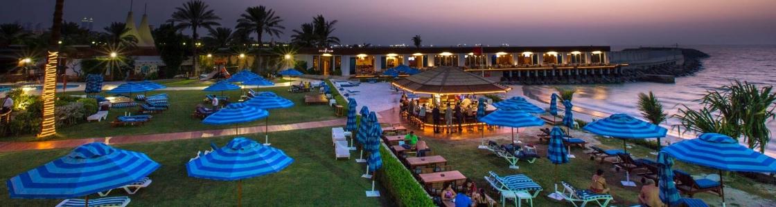 Dubai Marine Beach Resort Cover Image