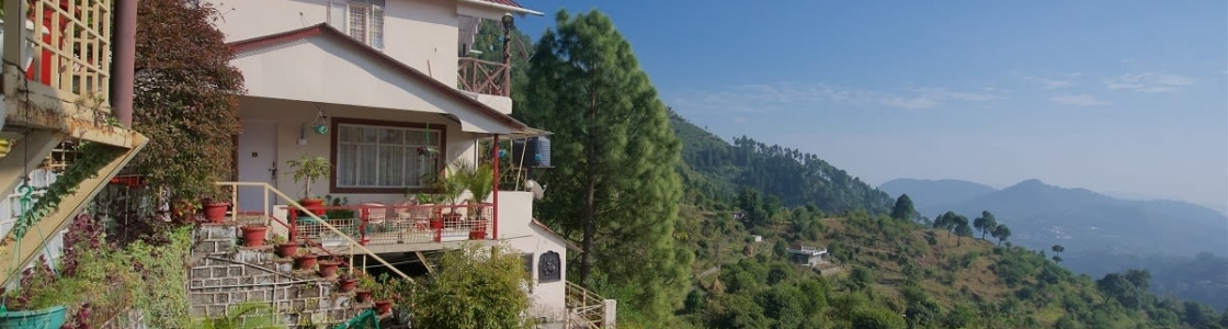 The Rosefinch Suite - Bhimtal Cover Image