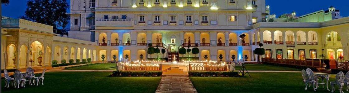 The Raj Palace, Jaipur Cover Image