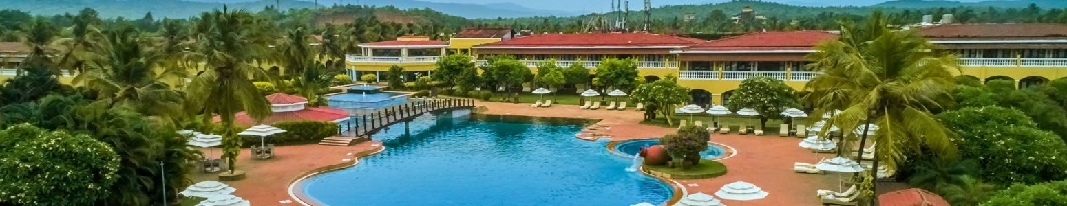 The Lalit Golf  Spa Resort Goa Cover Image