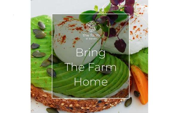 The Farm Restaurant Offers Home Delivery Services