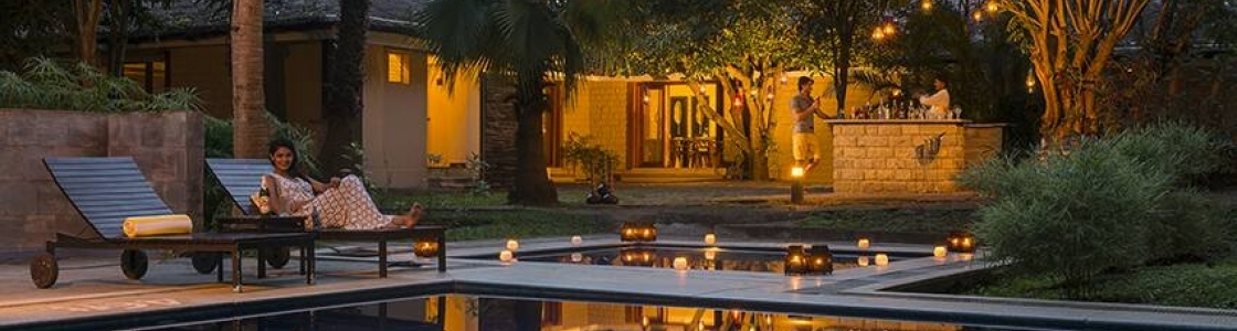The Serai Resort Cover Image