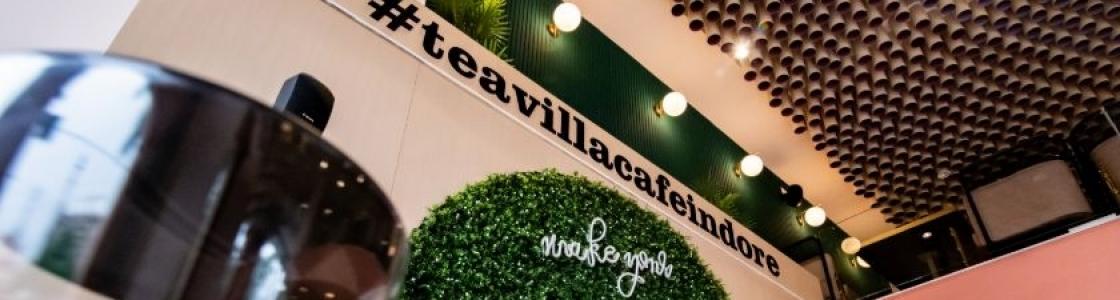 Tea Villa Café Cover Image