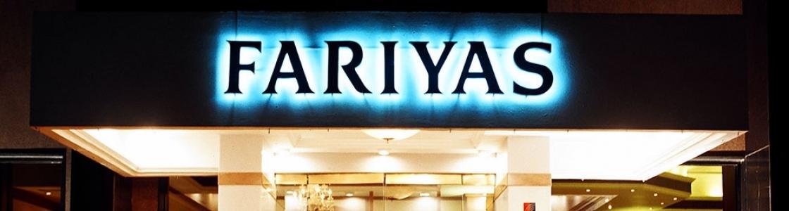 Fariyas Hotel Mumbai Cover Image
