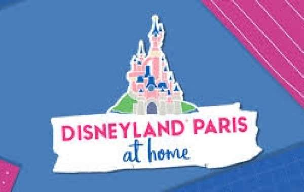 "Disneyland Paris Shares Free Fun Activities for Families on its New Online Site ""Disneyland Paris at Home"""