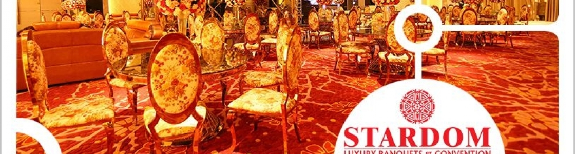 Stardom- Luxury Banquet  Convention Cover Image
