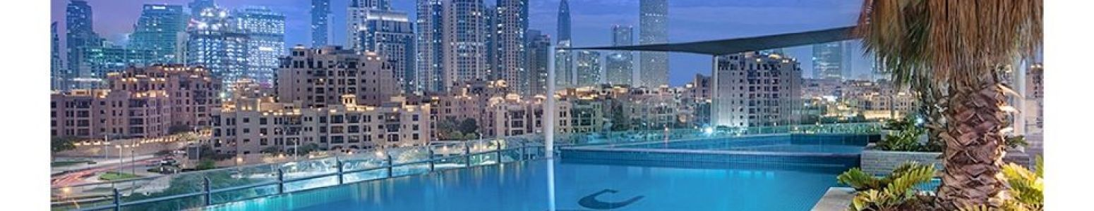 Damac Hotels and Resorts Cover Image
