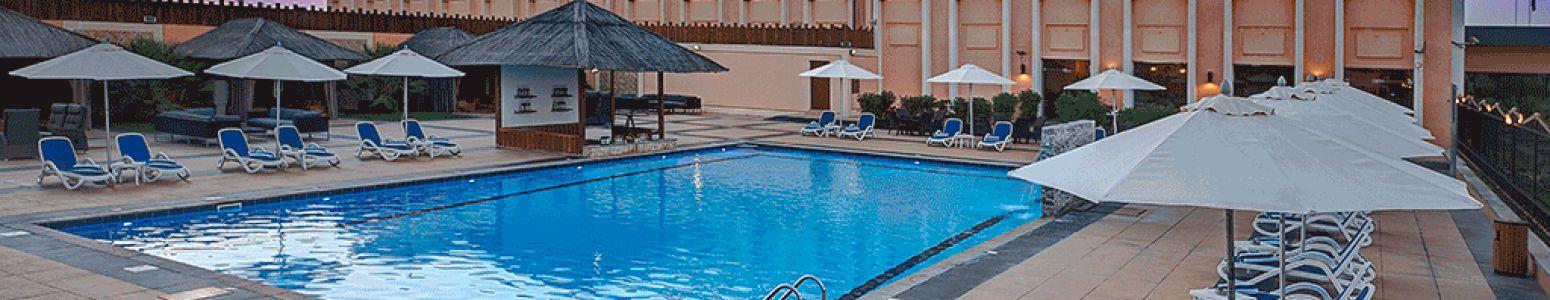Western Hotel Madinat Zayed Cover Image