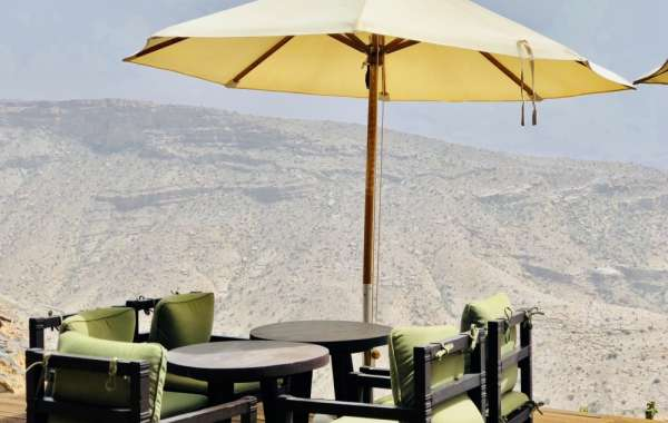 Asian Luxury on top of the mountains- Alila Jabal Akhdar