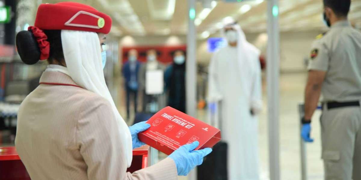 Emirates Sets Industry-leading Safety Standard for Customers Travelling as it Resumes Operations