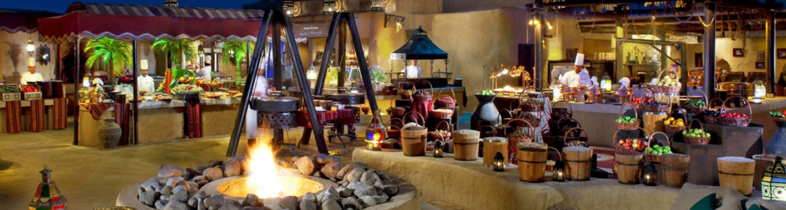 Bab Al Shams Desert Resort  Spa Cover Image