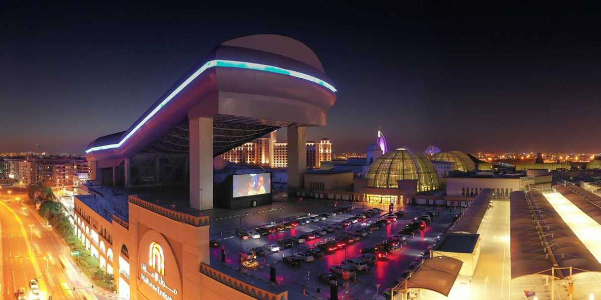 Majid Al Futtaim Brings Back the Big Screen Experience by Launching VOX Cinemas Drive-in at Mall of the Emirates