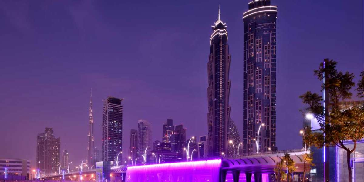 Staycation Offers at the JW Marriott Marquis Dubai