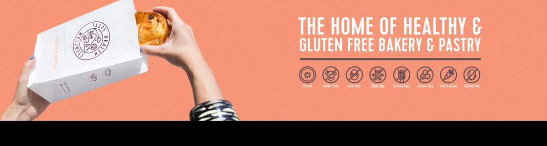 Skinny Genie Gluten Free Cover Image