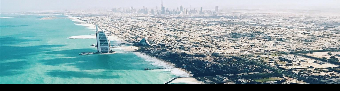 Dubai Tourism Cover Image