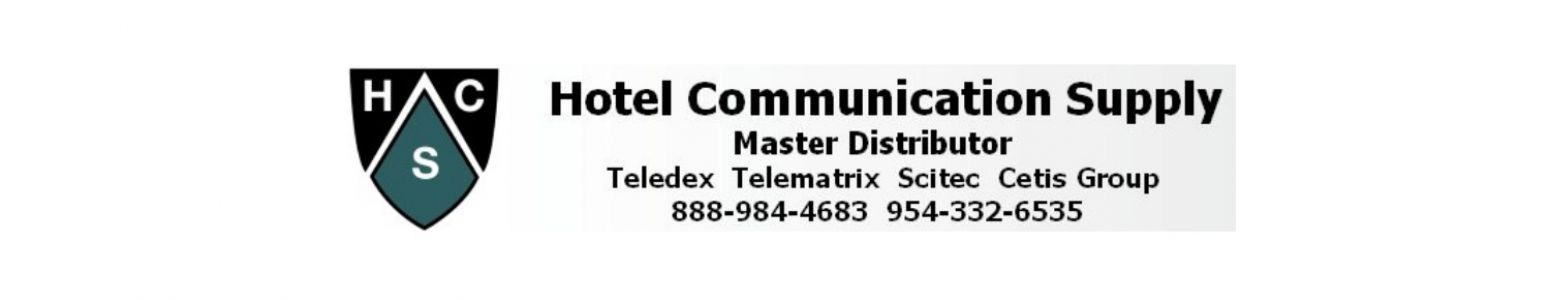 HOTEL COMMUNICATION SUPPLY Cover Image