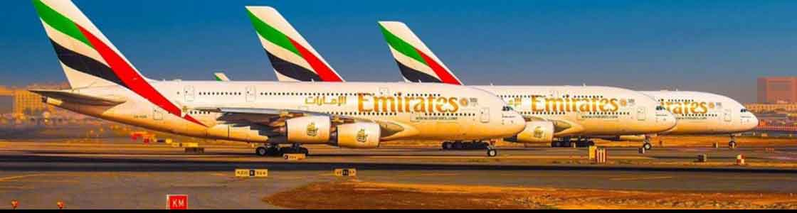 Emirates Airlines Cover Image